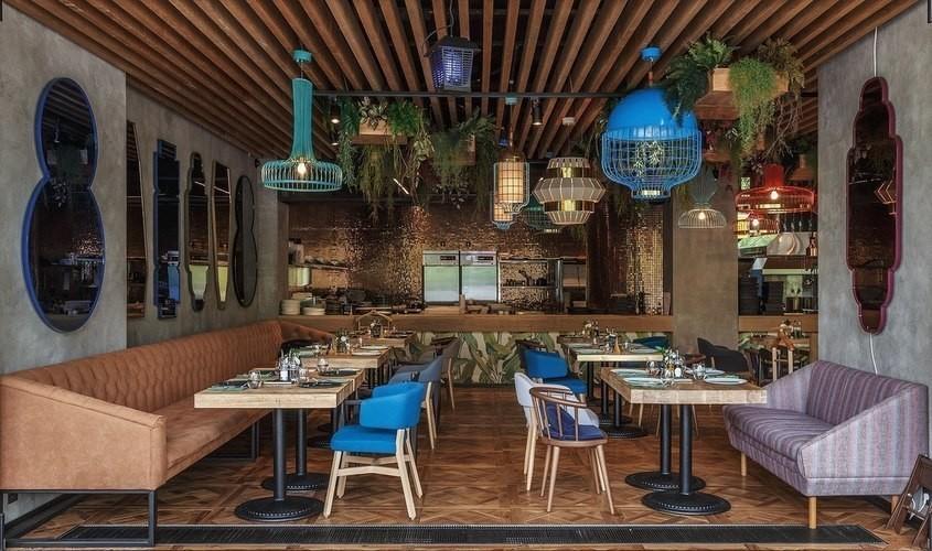 Ресторан на 80 персон в ЗАО, м. Ломоносовский проспект от 2500 руб. на человека