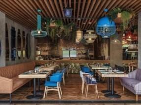Ресторан на 80 персон в ЗАО, м. Ломоносовский проспект