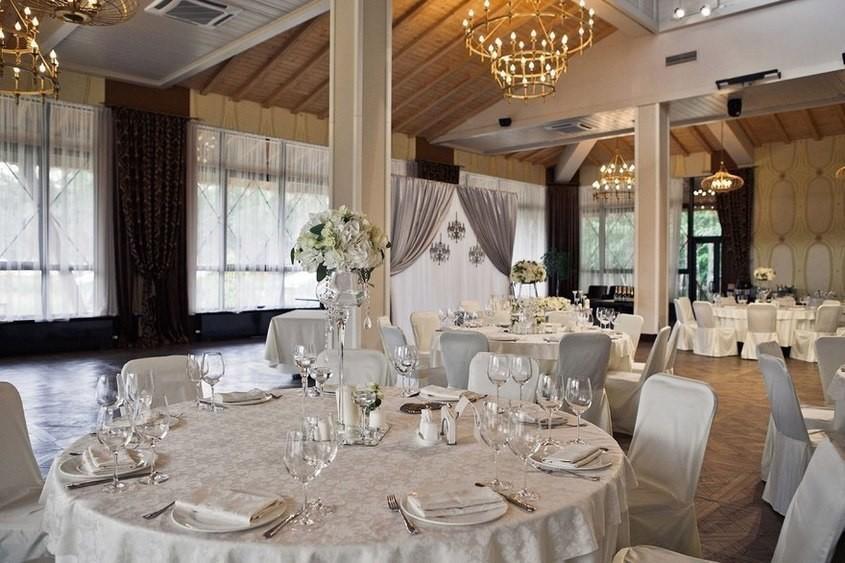 Ресторан, Загородный клуб, За городом, Конференц-зал, У воды на 130 персон в ВАО,  от 4000 руб. на человека