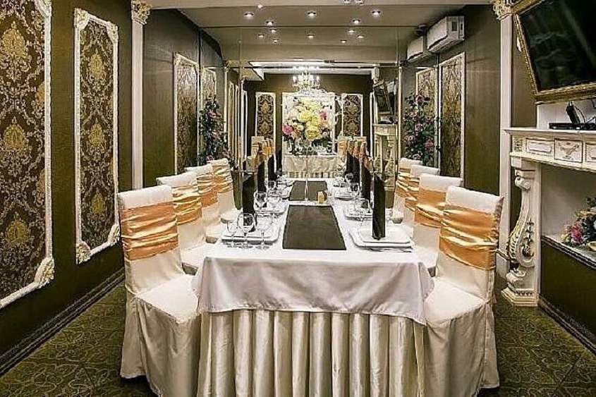 Ресторан, Банкетный зал на 15 персон в ЦАО, СВАО, м. Марьина роща, м. Савеловская от 2500 руб. на человека