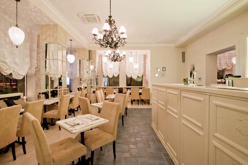 Кафе на 40 персон в ЦАО, м. Серпуховская, м. Добрынинская, м. Тульская от 2000 руб. на человека