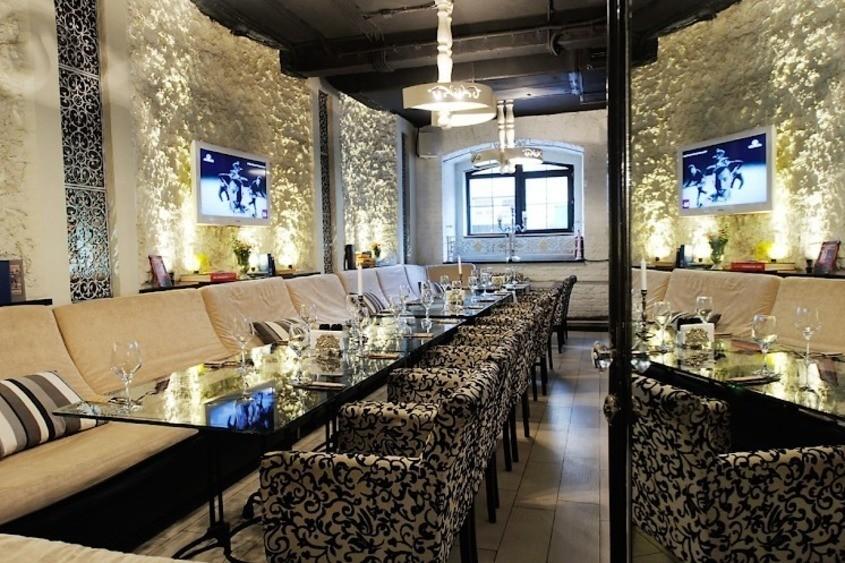 Ресторан, Кафе, При гостинице, Бар на 20 персон в ЮАО, м. Тульская, м. Нагатинская от 3500 руб. на человека