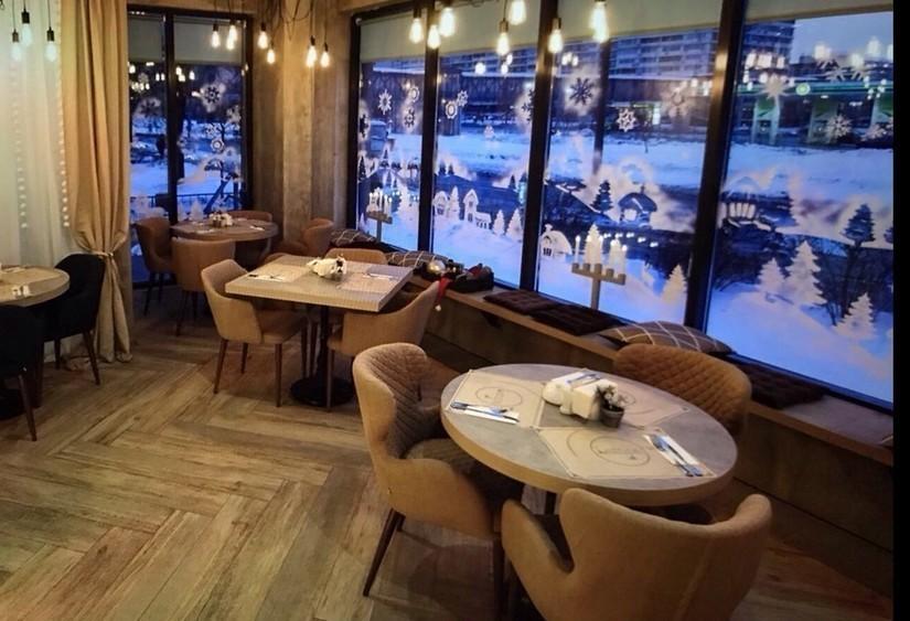 Ресторан, Банкетный зал на 45 персон в ЗАО, м. Молодежная от 3500 руб. на человека
