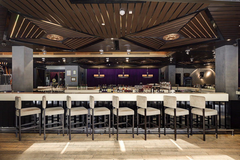 Ресторан, Банкетный зал, При гостинице на 50 персон в ЦАО, м. Таганская, м. Павелецкая от 3500 руб. на человека