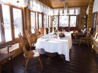 Ресторан, Банкетный зал, Загородный клуб, За городом, У воды на 35 персон в ЗАО,  от 4000 руб. на человека