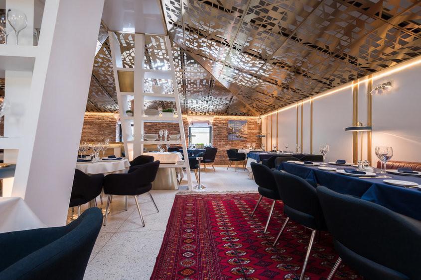 Ресторан на 75 персон в ЦАО, м. Смоленская, м. Баррикадная от 3500 руб. на человека