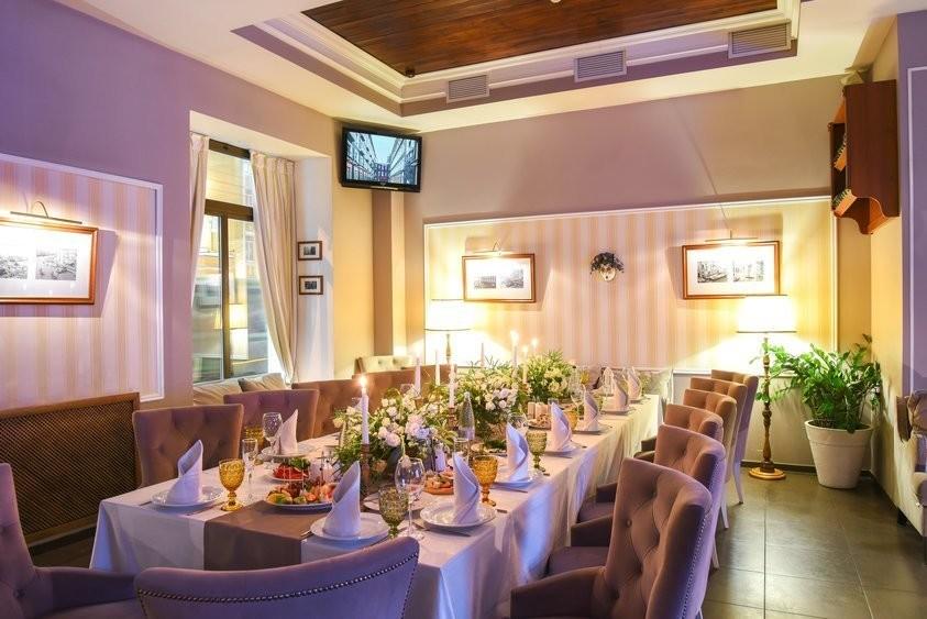 Ресторан, Банкетный зал на 40 персон в ЦАО, м. Проспект Мира от 2500 руб. на человека
