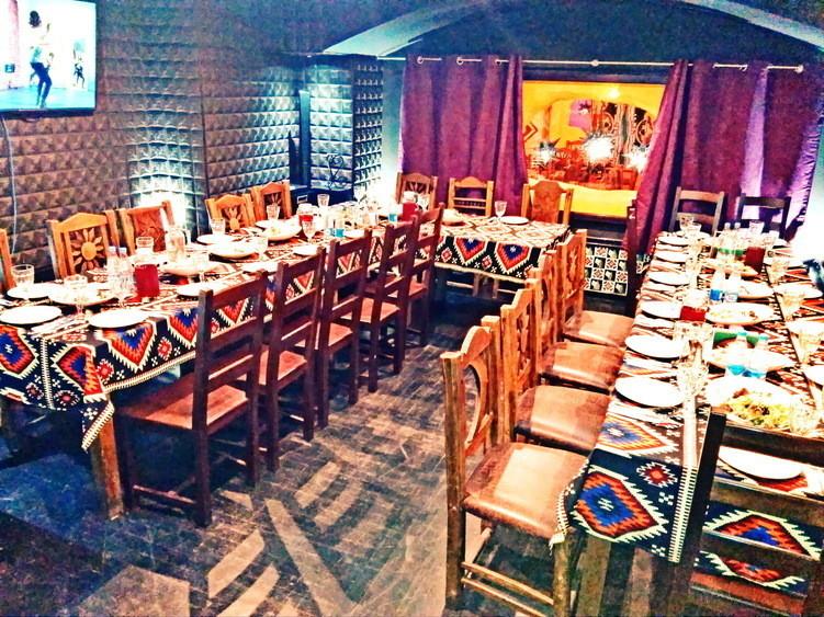 Ресторан, Кафе на 30 персон в ЦАО, м. Лубянка, м. Китай-город, м. Площадь Ильича от 2000 руб. на человека