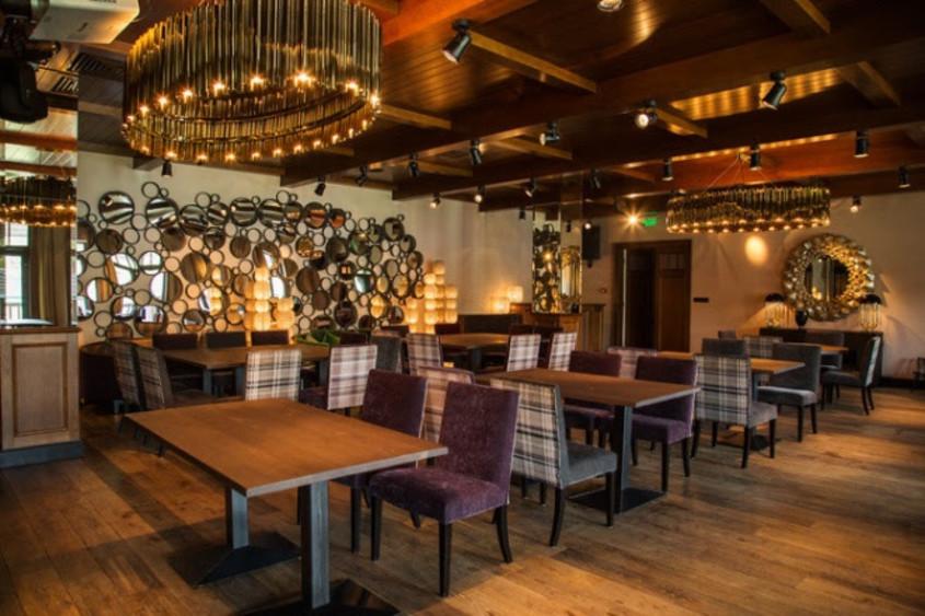 Ресторан, Банкетный зал на 80 персон в СЗАО, ЗАО, м. Щукинская, м. Строгино от 5000 руб. на человека