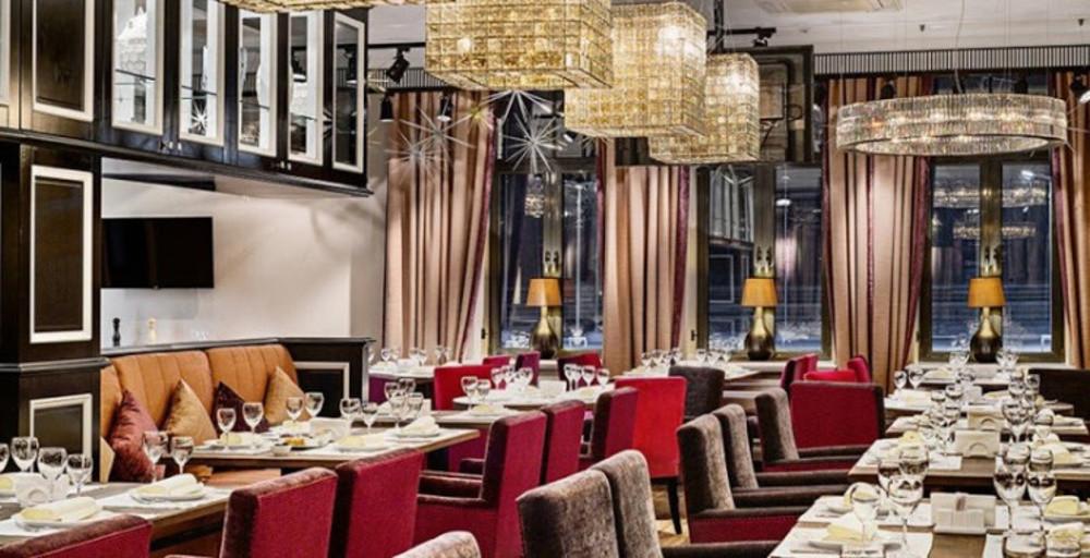 Ресторан, Банкетный зал на 70 персон в СЗАО, ЗАО, м. Щукинская, м. Строгино от 5000 руб. на человека