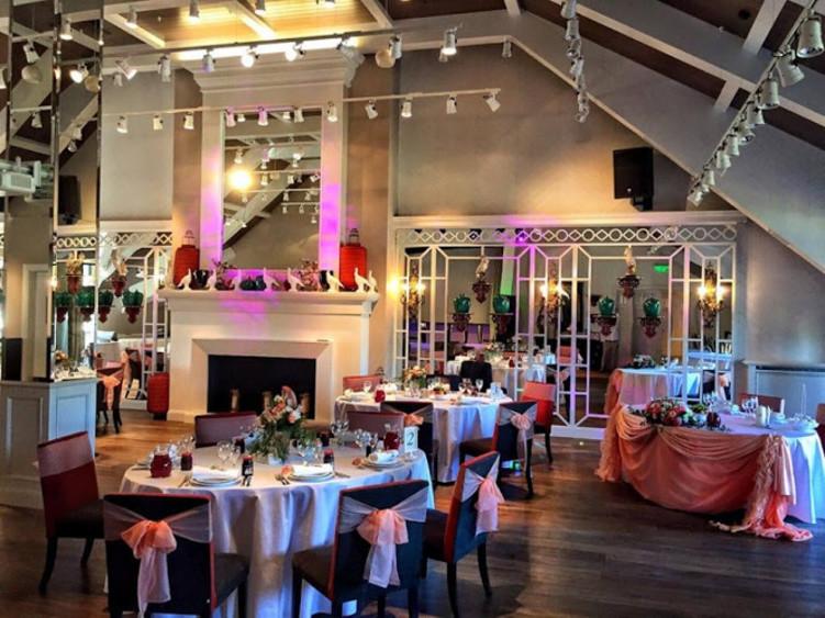 Ресторан, Банкетный зал на 100 персон в СЗАО, ЗАО, м. Щукинская, м. Строгино от 5000 руб. на человека