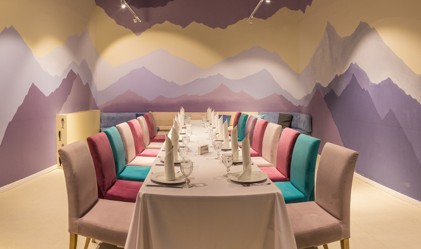 Ресторан, Банкетный зал на 30 персон в ЗАО, м. Славянский бульвар от 2000 руб. на человека