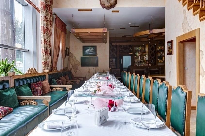Ресторан, Банкетный зал на 80 персон в ЗАО,  от 3000 руб. на человека