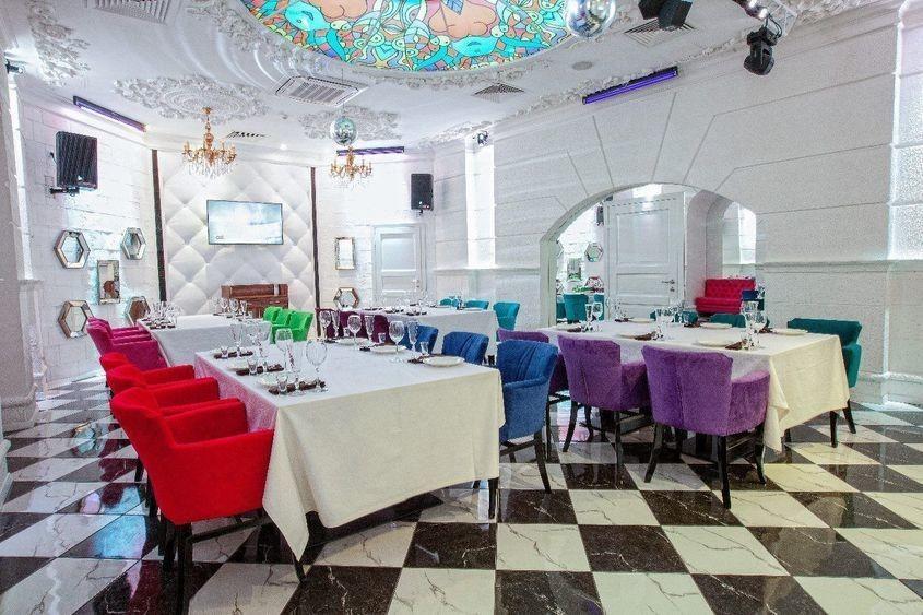 Ресторан, Банкетный зал на 40 персон в ЦАО, м. Маяковская, м. Пушкинская, м. Тверская от 2500 руб. на человека