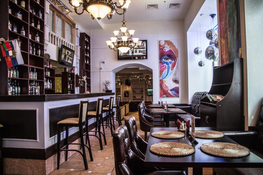 Кафе на 30 персон в ЦАО, м. Кузнецкий мост, м. Лубянка от 1500 руб. на человека