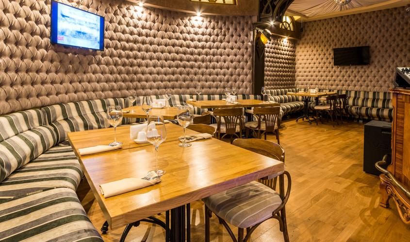 Ресторан, Кафе на 35 персон в ЦАО, м. Арбатская, м. Смоленская от 3000 руб. на человека