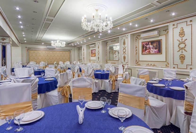 Ресторан, Банкетный зал на 220 персон в СВАО, м. ВДНХ, м. Алексеевская от 2500 руб. на человека