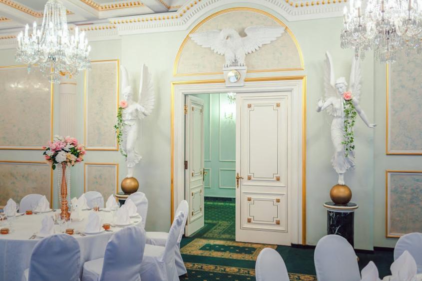 Банкетный зал на 150 персон в ЦАО, м. Арбатская от 5000 руб. на человека