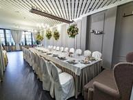 Банкетный зал на 35 персон в ЦАО, м. Парк культуры, м. Смоленская от 4500 руб. на человека