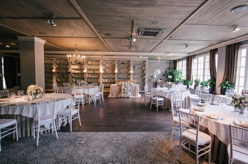 Банкетный зал на 120 персон в ЦАО, м. Парк культуры, м. Смоленская от 4500 руб. на человека