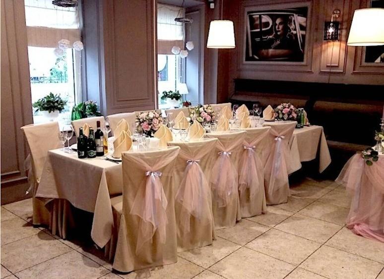 Банкетный зал, Кафе на 60 персон в ЦАО, м. Маяковская от 1500 руб. на человека