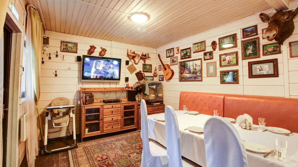 Банкетный зал, Кафе на 15 персон в ЗАО, м. Багратионовская, м. Филевский парк, м. Фили, м. Международная от 2700 руб. на человека
