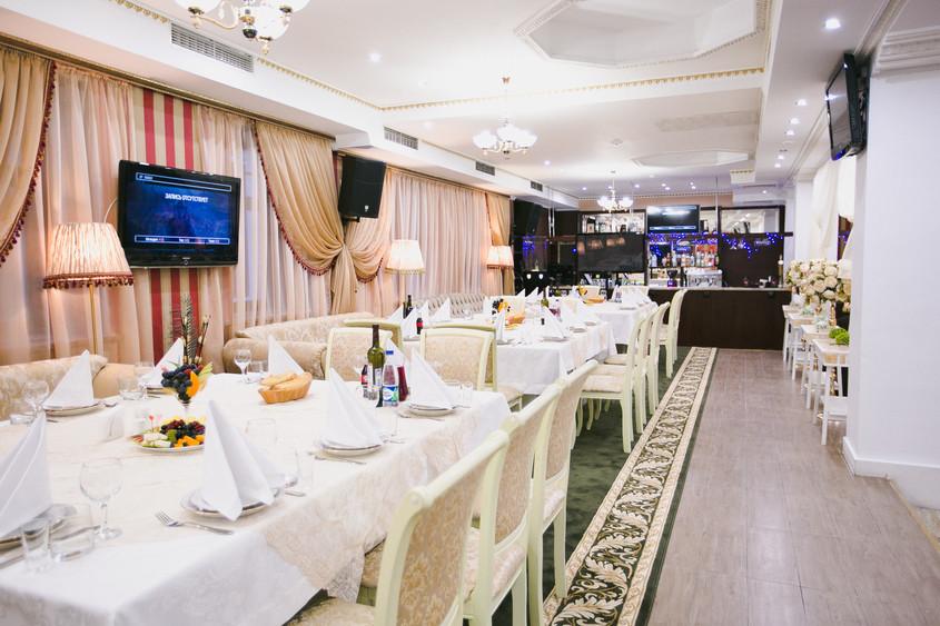 Ресторан, Банкетный зал на 100 персон в ЦАО, ЮЗАО, ЮАО, м. Шаболовская, м. Тульская от 2500 руб. на человека