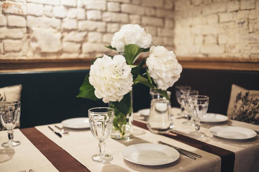 Ресторан, Банкетный зал на 40 персон в ЦАО, м. Чеховская, м. Тверская, м. Пушкинская от 3500 руб. на человека