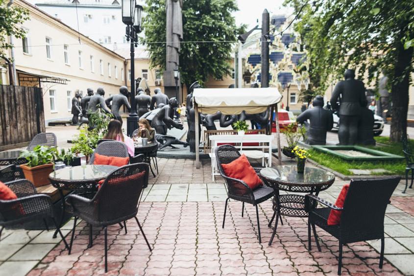 Ресторан, Банкетный зал, Летняя веранда на 15 персон в ЦАО, м. Чеховская, м. Тверская, м. Пушкинская от 3500 руб. на человека