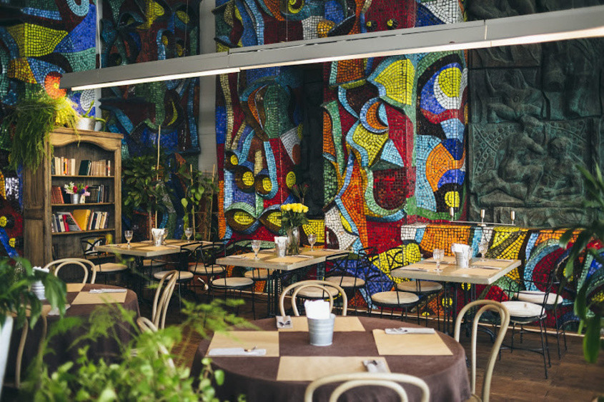 Ресторан, Банкетный зал на 140 персон в ЦАО, м. Чеховская, м. Тверская, м. Пушкинская от 3500 руб. на человека