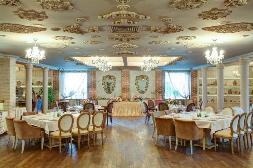 Ресторан, Банкетный зал на 150 персон в ЮЗАО, м. Калужская, м. Новые Черемушки от 4500 руб. на человека
