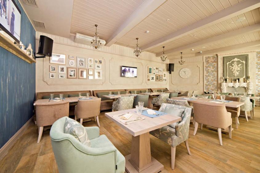 Ресторан, Банкетный зал на 45 персон в ЮЗАО, м. Калужская, м. Новые Черемушки от 4000 руб. на человека
