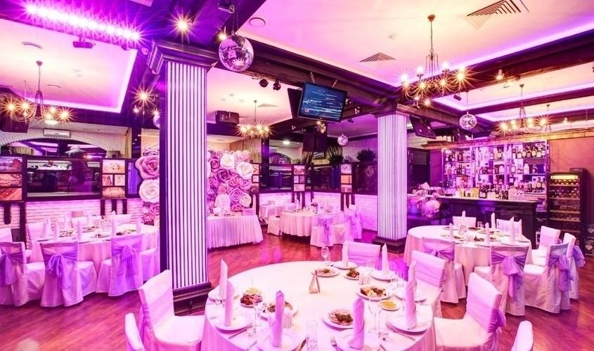 Ресторан, Банкетный зал на 40 персон в ЮЗАО, м. Профсоюзная, м. Новые Черемушки от 3000 руб. на человека