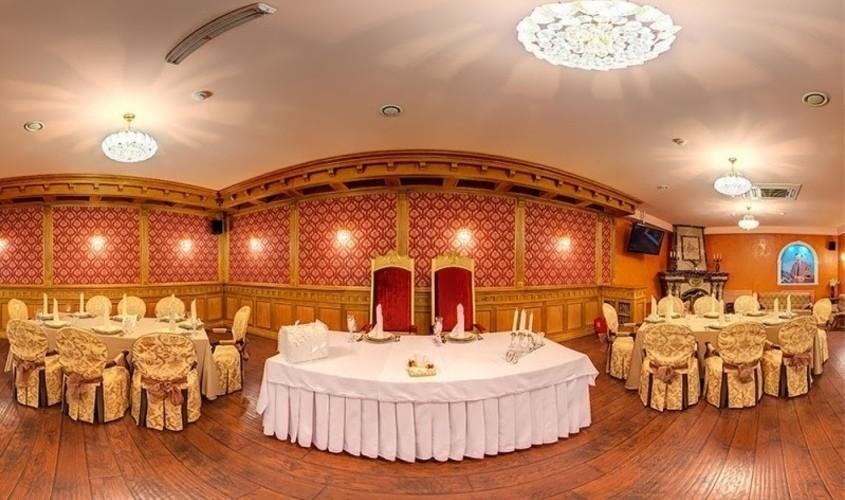 Основной зал на 200 гостей