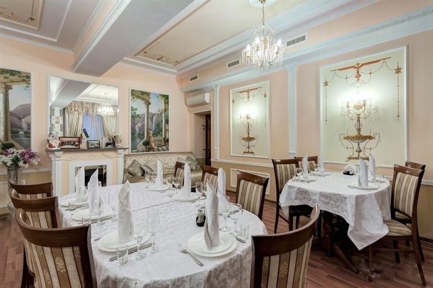 Ресторан, Банкетный зал, Бар на 18 персон в ЮЗАО, м. Академическая от 2200 руб. на человека