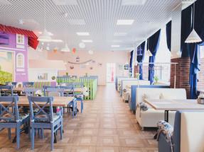 Ресторан на 55 персон в ЮАО, ЮВАО, м. Новокосино
