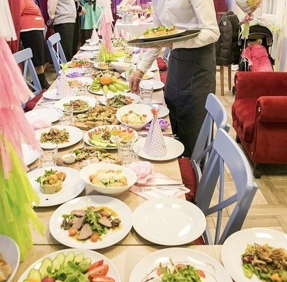 Ресторан, Кафе на 25 персон в ЮАО, ЮВАО, м. Новокосино от 2000 руб. на человека