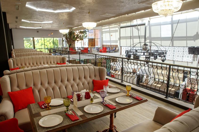 Ресторан на 120 персон в ЮЗАО,  от 3000 руб. на человека