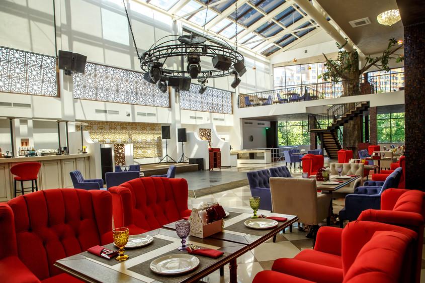 Ресторан на 110 персон в ЮЗАО,  от 3000 руб. на человека