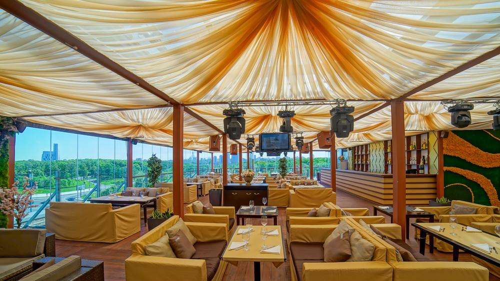 Ресторан, Летняя веранда на 130 персон в ЗАО, м. Славянский бульвар от 5000 руб. на человека