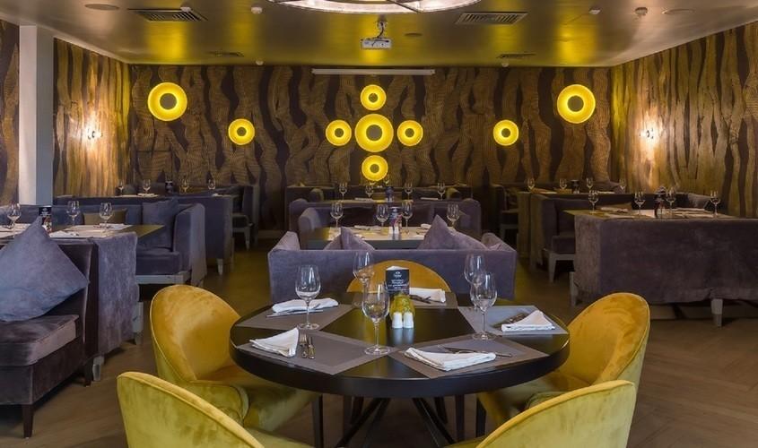 Ресторан на 50 персон в ЗАО, м. Славянский бульвар от 5000 руб. на человека