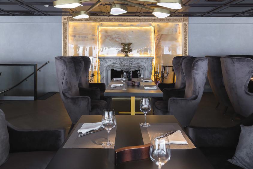 Ресторан на 40 персон в ЗАО, м. Славянский бульвар от 5000 руб. на человека
