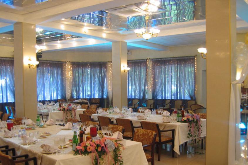 Ресторан, Банкетный зал, Загородный клуб, При гостинице, За городом, У воды на 250 персон в СЗАО,  от 2500 руб. на человека