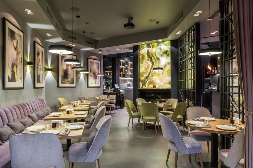 Ресторан на 30 персон в ЗАО, м. Раменки от 2000 руб. на человека