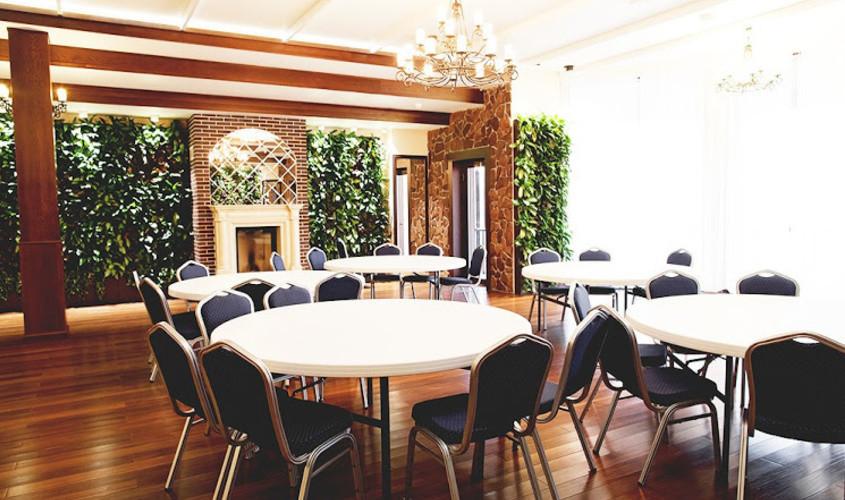 Ресторан на 80 персон в ЮЗАО, ЗАО, м. Киевская, м. Университет от 5000 руб. на человека