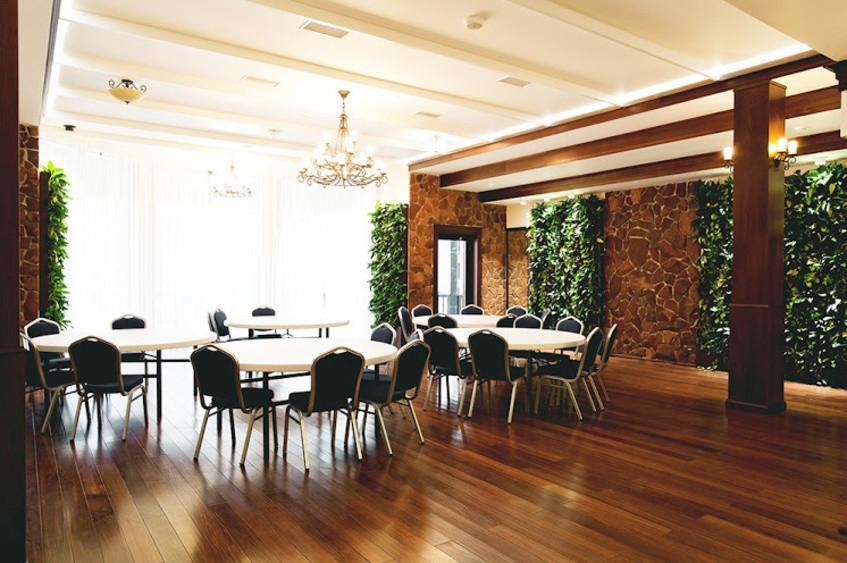 Ресторан на 80 персон в ЮЗАО, ЗАО, м. Киевская, м. Университет от 10000 руб. на человека