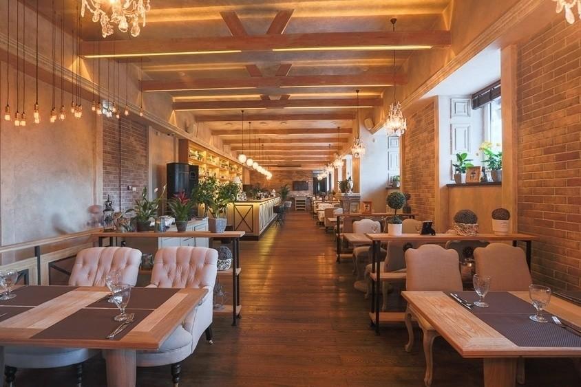 Ресторан, Кафе на 60 персон в ЮАО, м. Домодедовская, м. Красногвардейская от 2500 руб. на человека