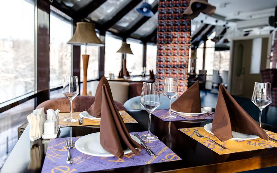 Ресторан, Кафе на 100 персон в ВАО,  от 2500 руб. на человека