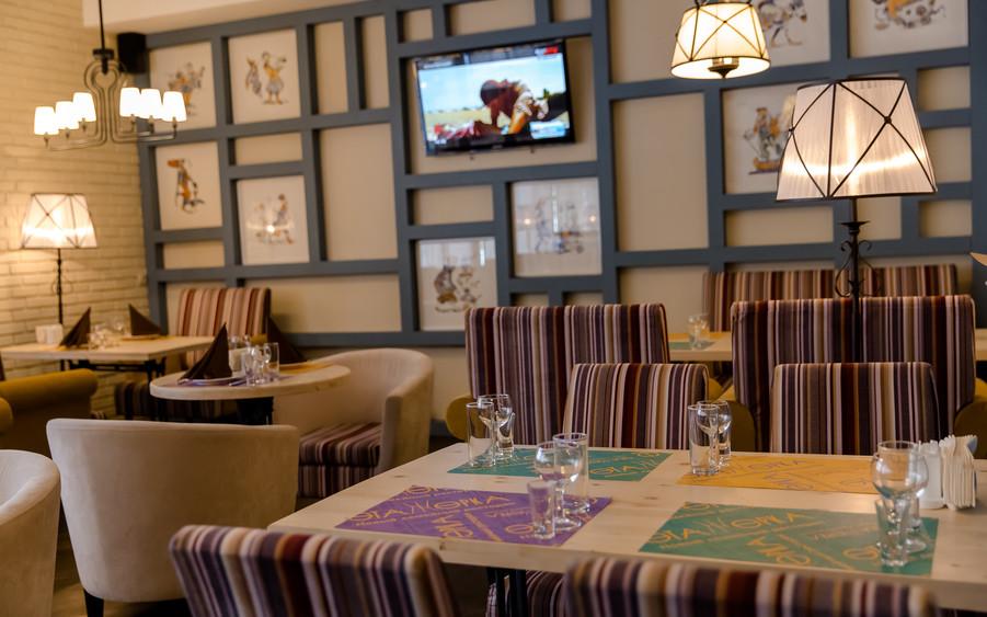 Ресторан на 40 персон в ВАО,  от 2500 руб. на человека