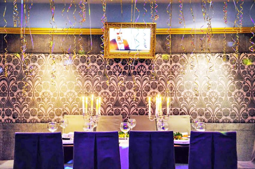 Банкетный зал на 25 персон в ЦАО, м. Менделеевская, м. Новослободская, м. Савеловская от 2500 руб. на человека
